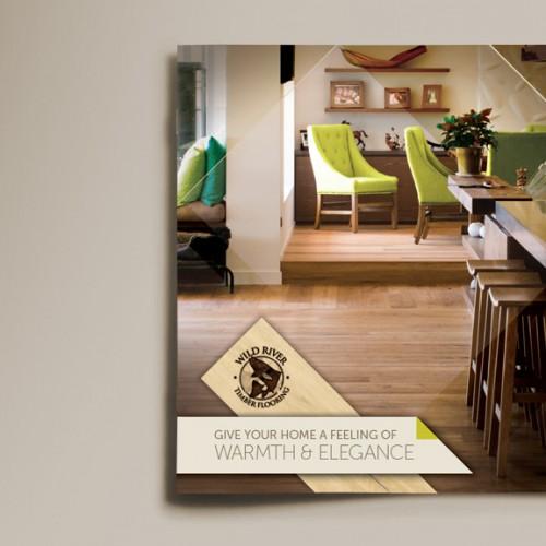 Booklet design for Carpetworld