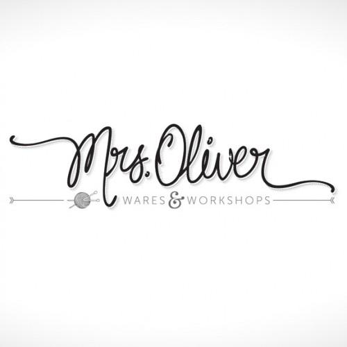 Logo design for Mrs Oliver Wares & Workshops
